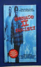 Menace II Society (VHS, 1999)