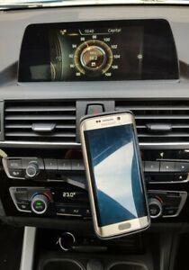 BMW F20 m135i 1 Series Mount Magnetic CD Slot In Car Phone Holder