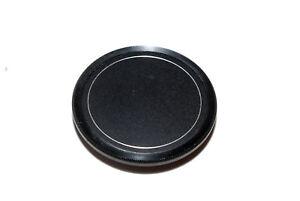 3x Hama Gehäusedeckel aus Metall für Minolta AF / Dynax / Sony Alpha (sehr gut)
