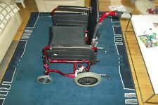 Wheel Chair Ansa pre Owned in excellent condition foldaway style