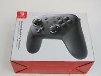 Nintendo Switch Pro Controller for Nintendo Switch - Black (HACAFSSKA)