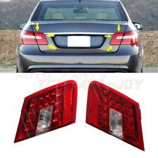 Rear Lamp Inner LED Tail Light Left & Right  Fits MERCEDES W212  2009-2013