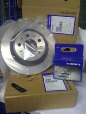 Volvo S60/V70/S80 Rear Pads and Set Of Rear Discs Gen