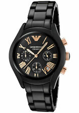 Emporio Armani Ceramic Case Wristwatches