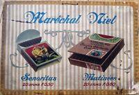 Cigar/Cigaellos/Tobacco 1915 Advertising Sign - Color Litho, 'Marechal Niel'