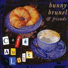 Caft Au Lait - Bunny & Friends Brunel (2009, CD NIEUW)