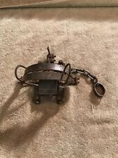 Helfrich 450 Eliminator Coil Spring Trap Trapping Victor Newhouse
