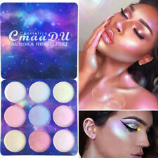 Eyeshadow Palette Beauty Makeup Shimmer Matte Gift Eye Shadow Cosmetic 9 Color