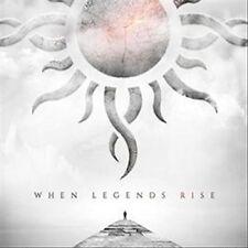 GODSMACK - WHEN LEGENDS RISE - NEW CD ALBUM