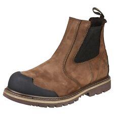 Amblers FS225 Safety Mens Boots S3 Steel Toe Cap Waterproof Dealer Chelsea Work