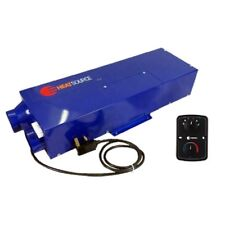 Propex Heatsource HS2000E Blown Air Heater Gas & Mains Electric Two Outlet