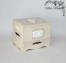 Kommode ,Schatulle,Schmuckbox aus Holz,Schmuck,Holzbox, für Schmuck