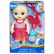 Baby Alive B9723 Face Paint Fairy - Blonde