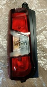 NEW, GENUINE Rear Outer Lamp Light Left N/S Passenger - Peugeot Partner 2018-