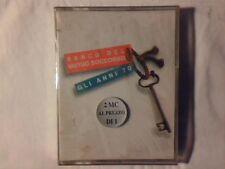 BANCO DEL MUTUO SOCCORSO Gli anni 70 2mc cassette SIGILLATE SEALED!!!