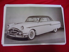 1953 PACKARD  MAYFAIR 2DR HARDTOP      BIG 11 X 17  PHOTO /  PICTURE