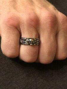 Totenkopf Ring, Biker, Sammler, Gothic, Rocker