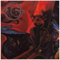 16 - Drop Out (Reissue) [CD]