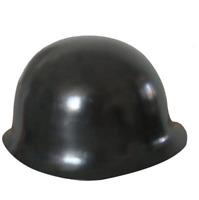 Old Collectible Army Tactical Chinese GK80 232 Steel Helmet Adult