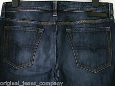 Diesel new-fanker regular slim-bootcut jeans wash 0074W W34 L32 (a93)