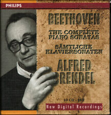 Beethoven: Complete Piano Sonatas (CD, Oct-1996, 10 Discs, Philips)