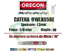 52 MAGLIE 3//8 X 1,3 MM CATENA RICAMBIO MOTOSEGA OREGON BARRA 14 91PJ052X