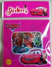 ca. 100 Glitzersticker Disney Cars