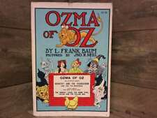 Ozma of Oz;: A record of her adventures with Dorothy Gale of Kansas, the Yellow
