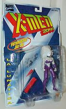 X-Men 2099 Futuristic Jai-Lai La Lunitica w/Accessories - Toy Biz 1996