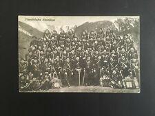 WW1 GERMAN. FIELD POST 8.4.1915.19th BAVARIAN MOUNTAIN TROOPS -:- NICE ORIGINAL.