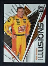 2020 Donruss NASCAR Base Optic Illusion #9 Ryan Newman
