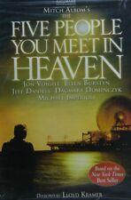 Mitch Albom's The FIVE PEOPLE YOU MEET in HEAVEN (2004) Jon Voight Ellen Burstyn