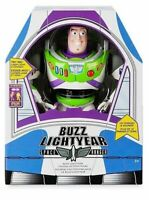 "DISNEY TOY STORY 4 Buzz Lightyear 12"" Talking & Interactive Action Figure **NEW*"