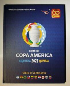 PANINI COPA AMERICA 2021 EMPTY HARDCOVER ALBUM