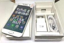 IN BOX Samsung Galaxy S6 SM-G920V-32GB-WHITE Verizon *FACTORY UNLOCKED* 9/10