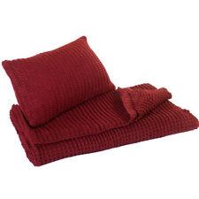 Tessuti rossa per l'arredamento della casa