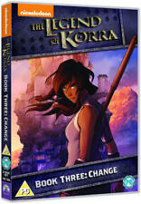 The Legend of Korra: Book 3 - Change [DVD]