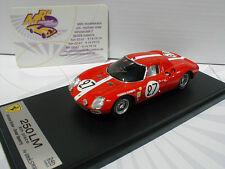 Look Smart LSLM018 # Ferrari 250 LM #27 24h LeMans 1965 Spoerry, Boller 1:43 NEU