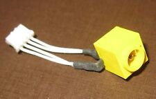 AC DC POWER JACK w/ CABLE IBM THINKPAD T42 T42p T43 T43p SOCKET CHARGE CONNECTOR