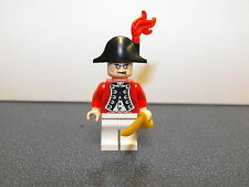Lego Custom Soldier Minifigure Pirate With Sword