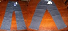 NWT DG2 DIANE GILMAN PINSTRIPE BOOT CUT + DENIM CROPPED PXS JEGGINGS LOT OF 2