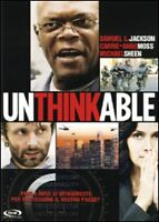 Dvd **UNTHINKABLE** con Samuel L. Jackson nuovo sigillato 2010