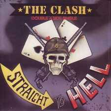 ☆ CD Single The CLASH Should I Stay or Should I Go 4-track CARD SLEEVE  ☆