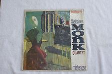 "Monk, Thelonious, Quartet, ""Misterioso"" Riverside RLP 12-279, VG- LP Japanese"