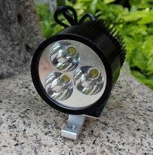 Motorcycle Car 12V 24V 36V 48V 80V High Power LED Spot Light Headlight 15W