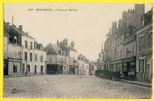 CPA 45-beaugency place du martroi coffee agriculture, Cordier debet