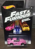 Honda S 2000 Automobile Fast & Furious Car 1/64 6 CM Hot Wheels 2 Fast 2 Furious