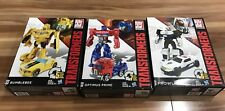 Transformers Generations OPTIMUS PRIME, PROWL & BUMBLEBEE Exclusive Brand New