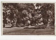 The Promenade Clifton Downs Bristol 1939 RP Postcard 473a