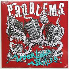 P.R.O.B.L.E.M.S. - Doomtown Shakes LP Dead Moon Poison Idea Don't Portland Punk